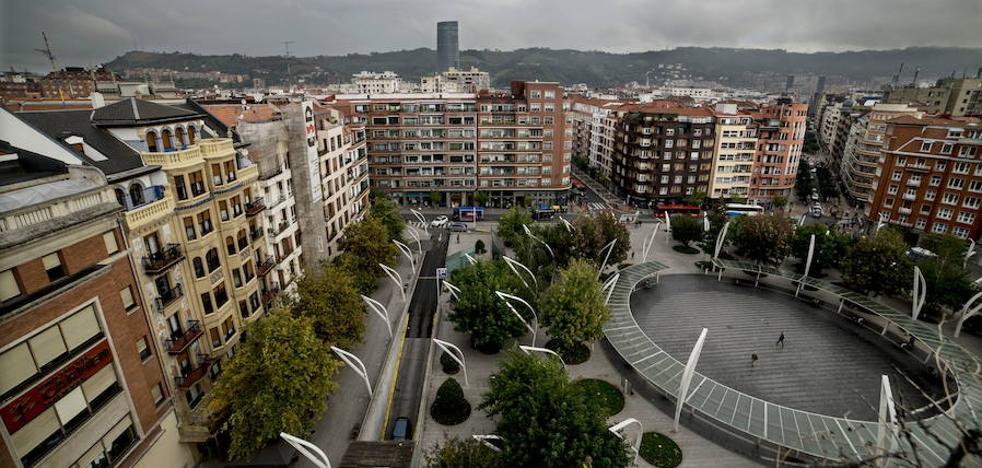 Un grupo de padres denuncia el aumento de robos a menores en el centro de Bilbao