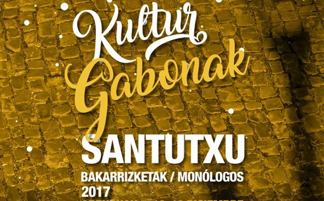 Monólogos de humor en el centro municipal de Santutxu para este mes de diciembre