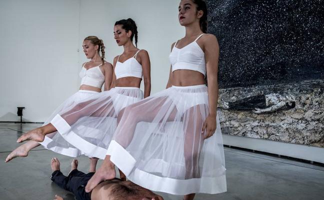 'Aukeran' dantza konpainiak 20. urteurrena ospatuko du Arriaga Antzokian