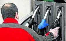 Los combustibles, en máximos de hace dos años y medio
