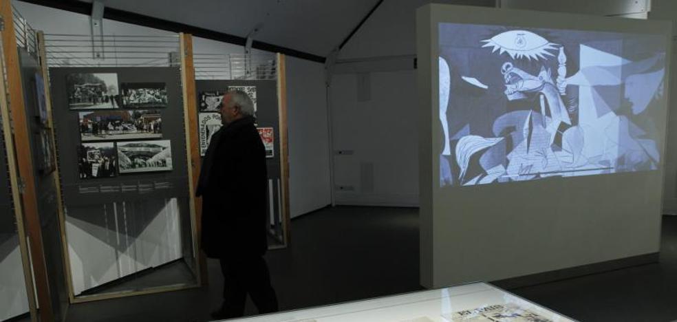 El Ayuntamiento de Bilbao reclama el 'Guernica'