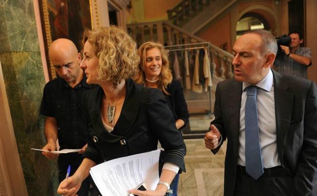 El acuerdo para el presupuesto foral entre el gobierno y el PP, «pendiente de unos flecos»