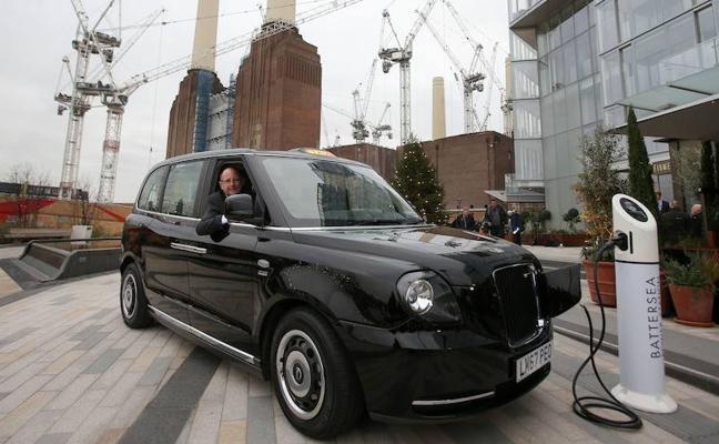Los icónicos taxis de Londres ya son eléctricos