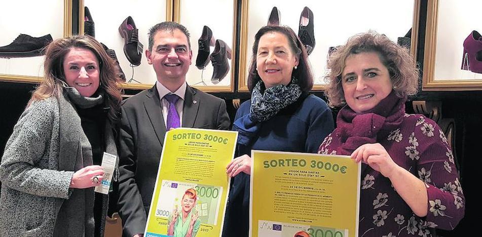 ACCIRA activa la campaña para el sorteo de un 'vale de compra' por 3.000 euros
