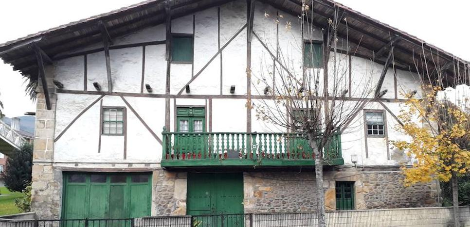 Un baserri para recuperar el agro en Arrigorriaga
