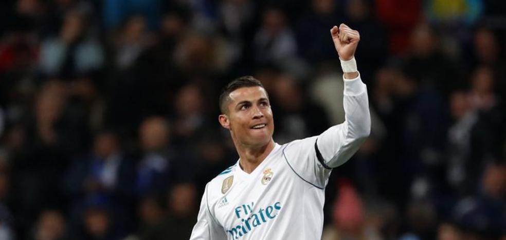 Otro hito de Cristiano Ronaldo