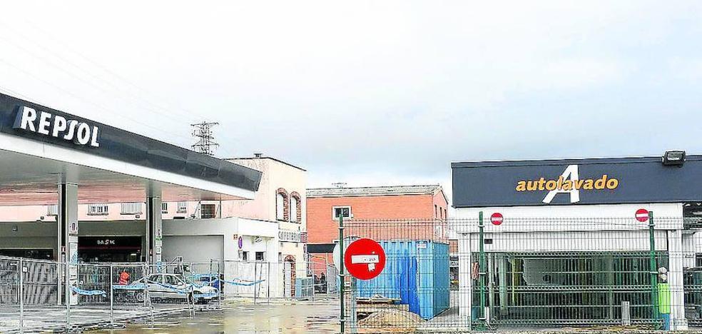 Clausuran el tren de lavado de una gasolinera en Vitoria al detectar la bacteria de la legionella