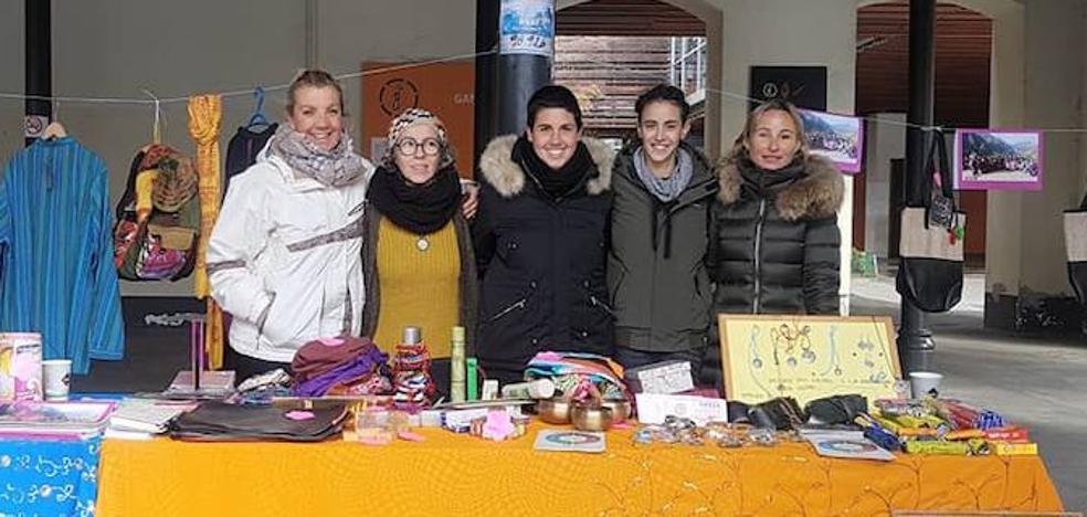 Maratón solidario en Galdakao a favor de Nepal