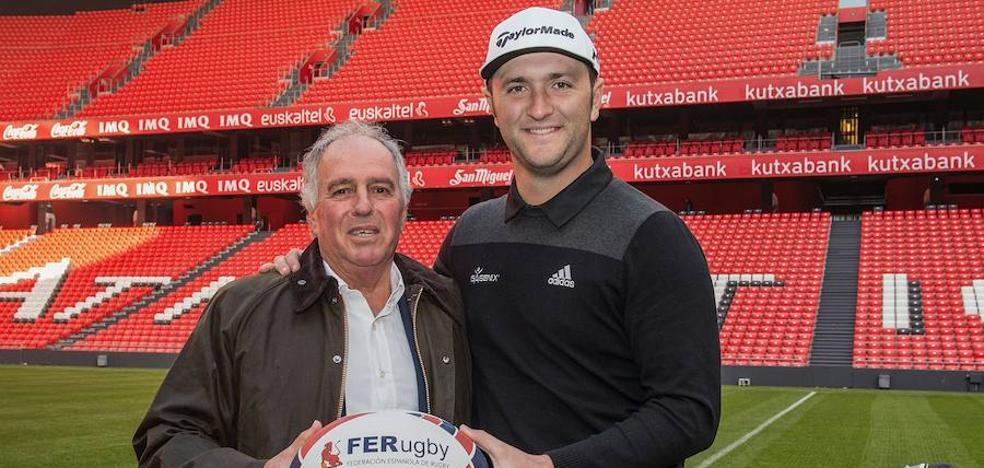 Rahm: «El rugby en España puede llegar hasta donde quiera»