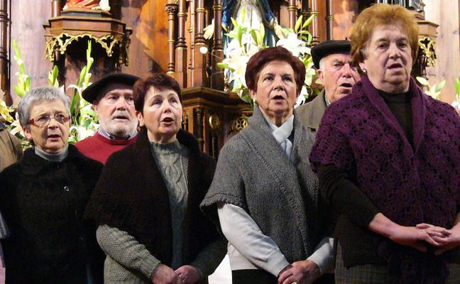 Gautegiz Arteaga reúne en concierto a los grupos de Marijesiak de toda Bizkaia
