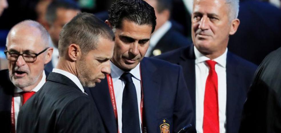 La UEFA retira a Bruselas los partidos de la Eurocopa 2020