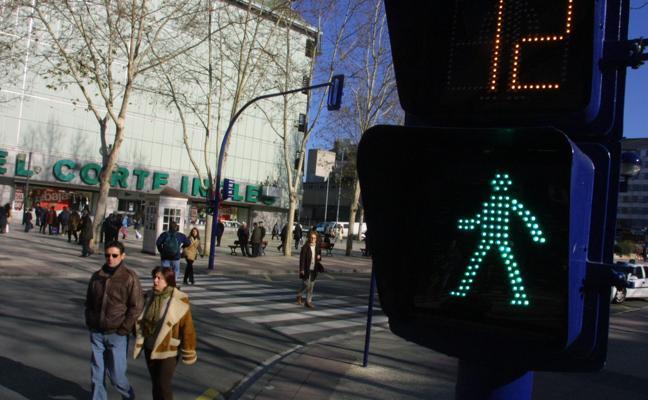 ¿Cuánto hay que esperar para cruzar la calle en Vitoria?