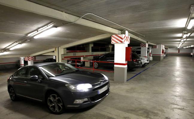 Los parkings municipales disponen de 60 plazas libres para el alquiler
