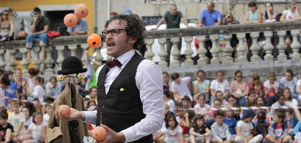 El Festival de Teatro de Calle de Lekeitio se lanza a la búsqueda de propuestas creativas