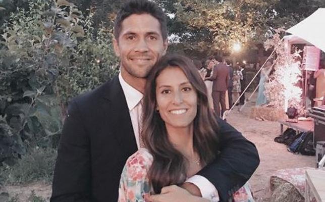 La amenaza de mal tiempo adelanta la boda: Ana y Verdasco ya se han casado