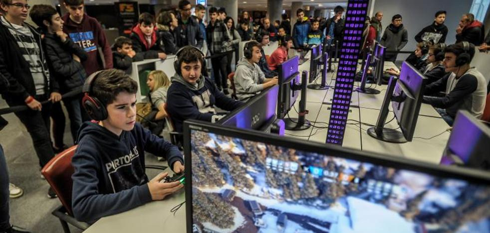 Miles de adolescentes toman el Euskaduna en el arranque del Fun&Serious