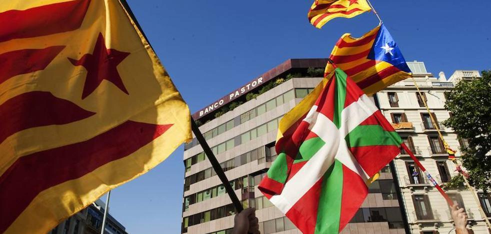 El 'procés' no contagia a Euskadi