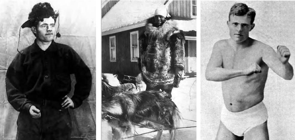 Jack London, todos los cuentos del lobo solitario
