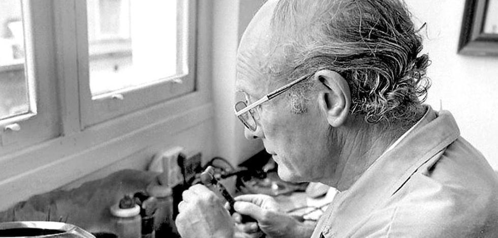 El arte de José Kareaga, en un monográfico