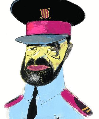 Josep Lluís Trapero, el héroe desechable