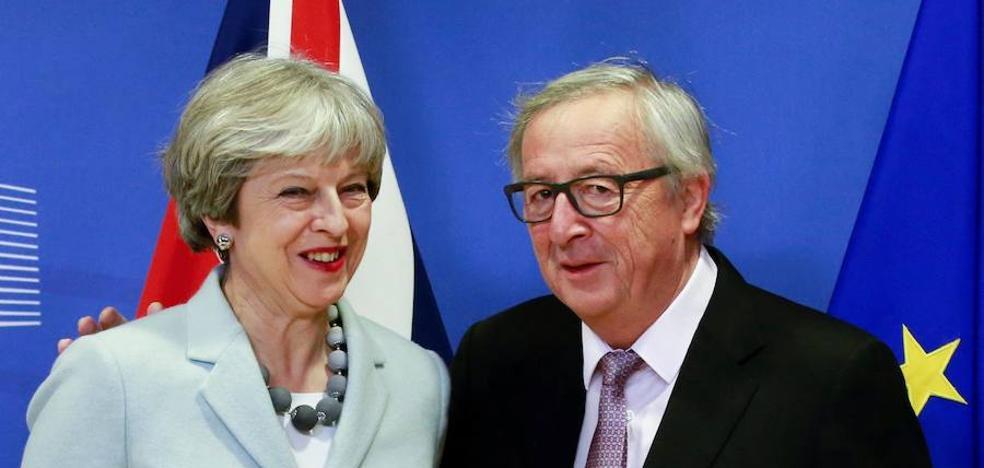 Europa prueba la receta preferida de May para el 'Brexit'