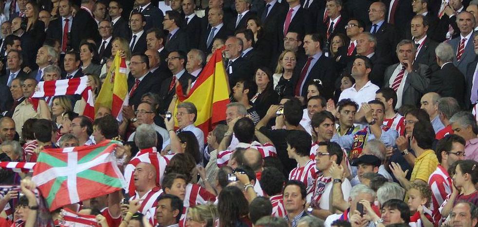 El promotor de la pitada en la final de Copa entre Barça y Athletic se enfrenta a una multa de 14.600 euros