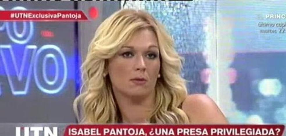 La excompañera carcelaria de Isabel Pantoja, en una prisión de Salamanca