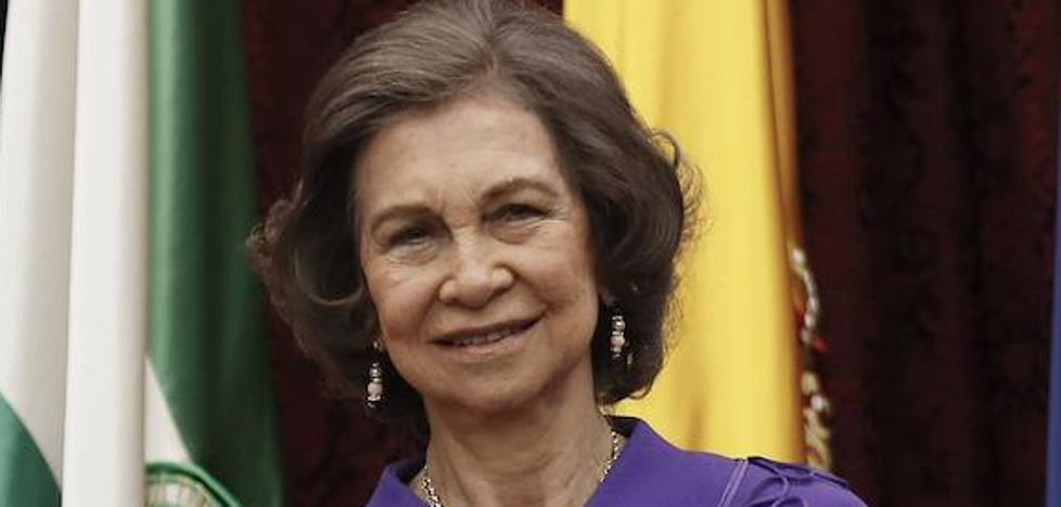 Premio para la Reina Sofía