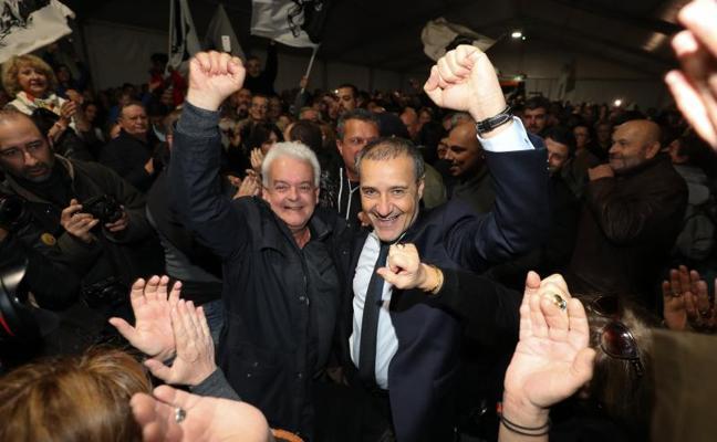 Los nacionalistas corsos logran una amplia mayoría absoluta en las regionales