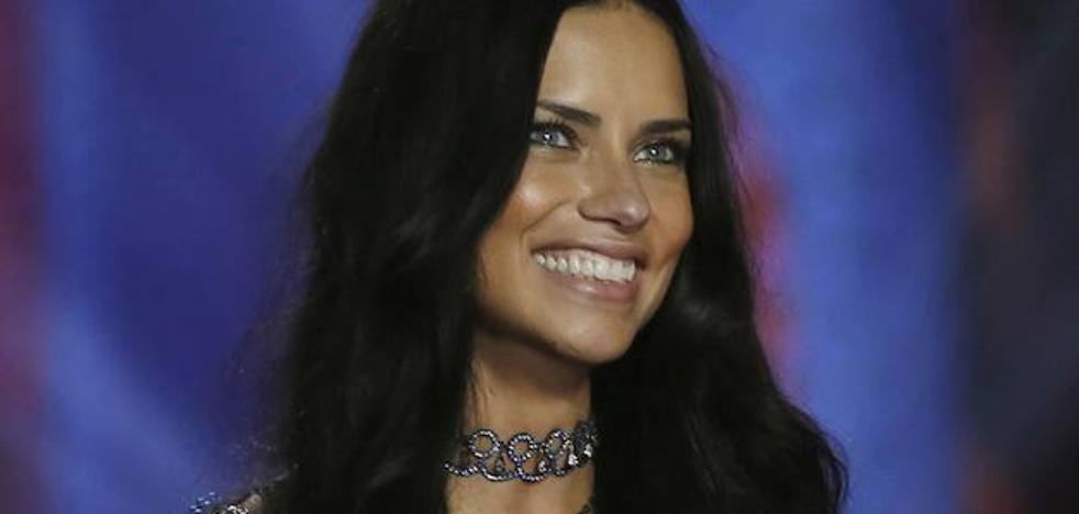 Adriana Lima: no más lencería