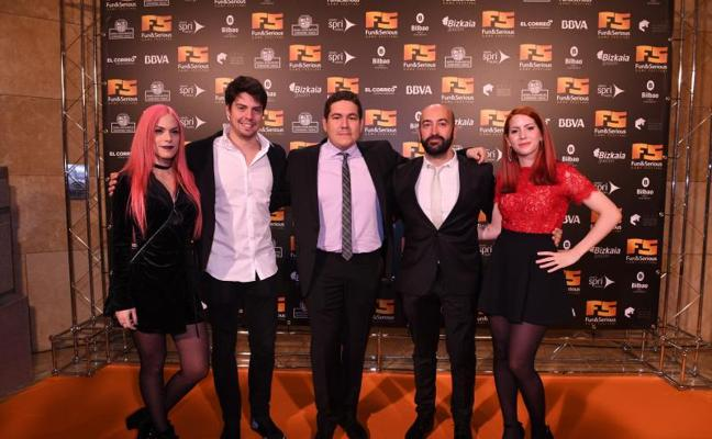Las caras conocidas de la gala del Fun & Serious