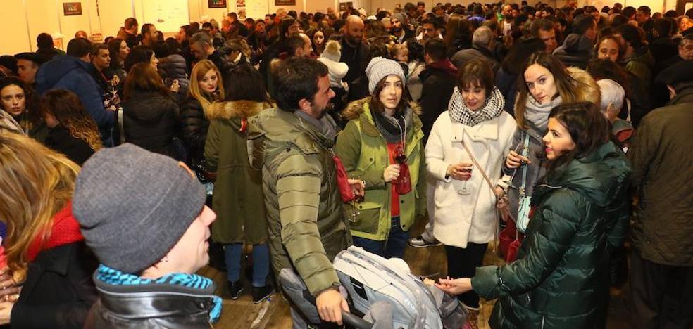 Vitoria recibió durante el puente un 22 % de visitantes más que en 2016