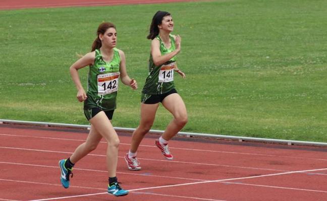Las pistas de Artunduaga acogen el sábado el Campeonato de Bizkaia de Atletismo Adaptado