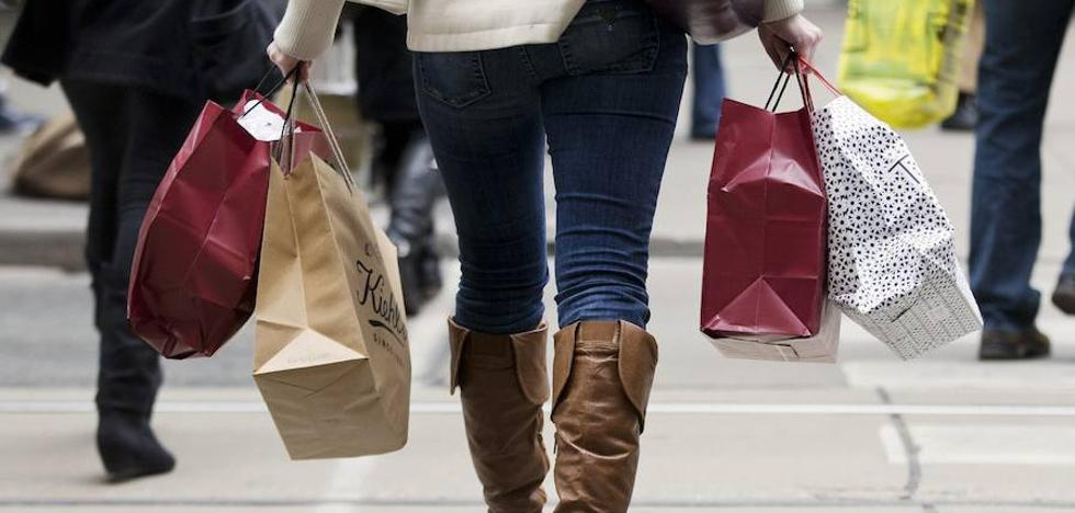 250.000 bonos con 10 euros de regalo para las compras de Navidad en el comercio local de Euskadi