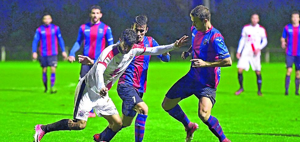 El Leioa comienza a prepararse para ofrecer su mejor versión ante el Burgos