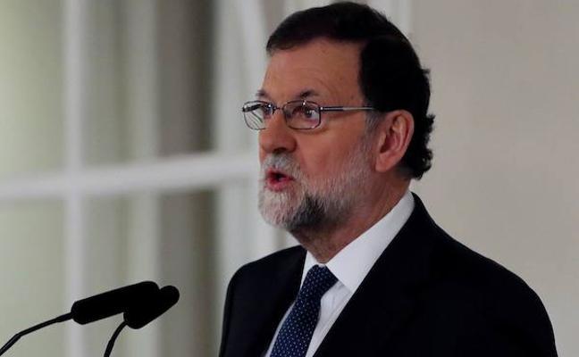 Rajoy defiende el régimen foral y el Cupo: «¿No tenemos suficientes líos para organizar uno más?»