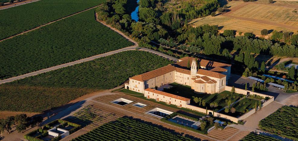 Un santuario del vino