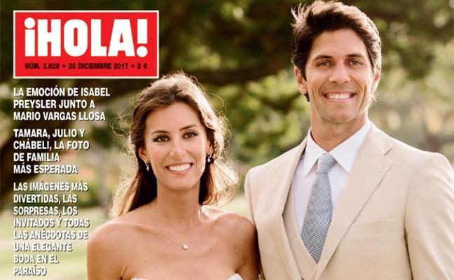 Así fue la boda de Ana Boyer y Fernando Verdasco en el Caribe