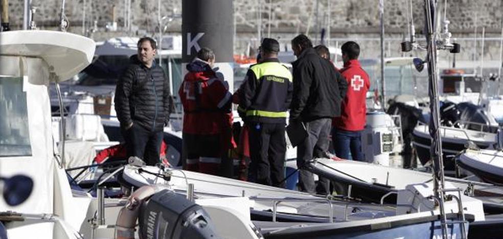 Aparecen los cadáveres de dos hombres en los puertos deportivos de Getxo y Bermeo