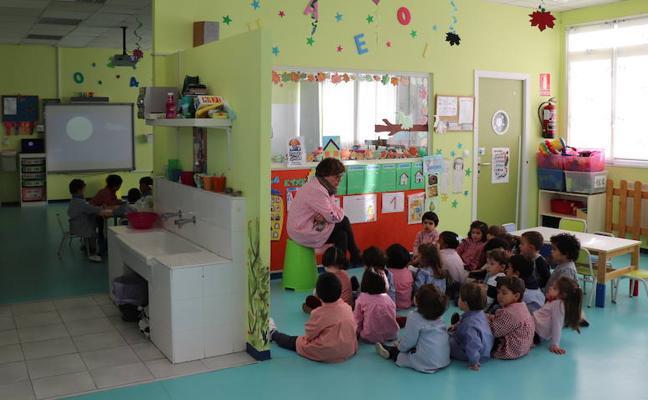 Aulas silenciosas, el logro de un colegio de Ortuella