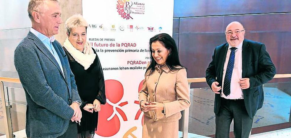 Alianza entre hospitales vascos para erradicar una dolencia renal que causa el 12% de las diálisis