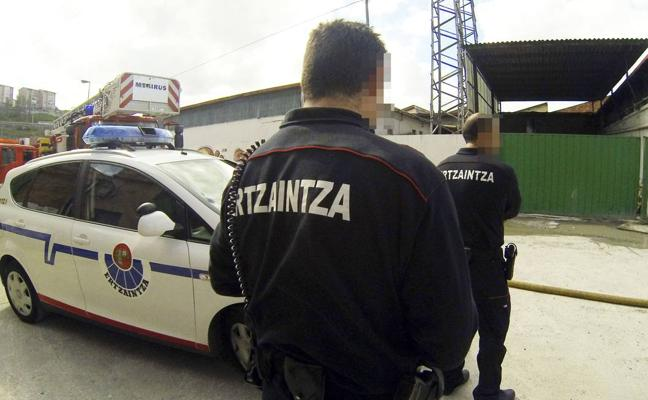 Tres detenidos en Bilbao en 10 horas por diversos robos