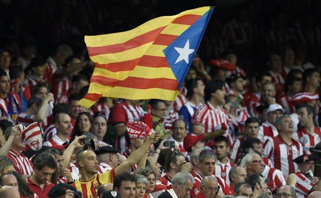 El promotor de la pitada en la final de Copa se enfrenta a 14.600 euros de multa