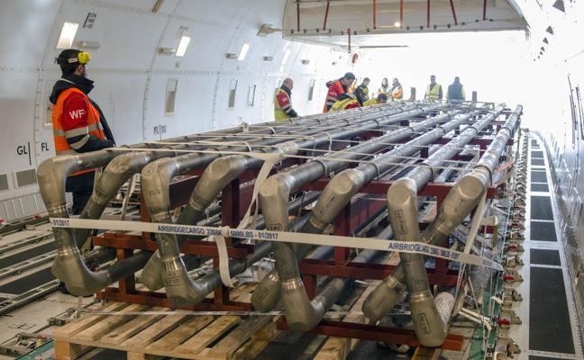 Foronda pulveriza el récord de carga con el que cerró 2016