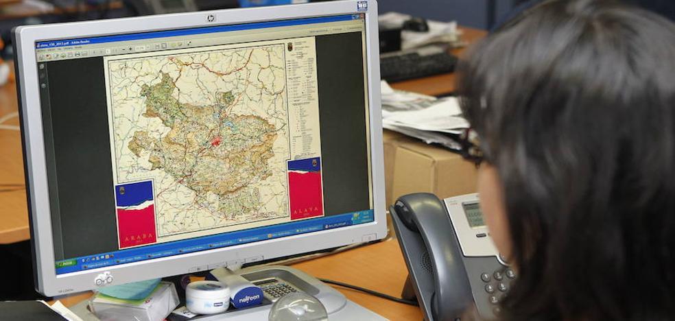 Álava subvencionará con 4 millones la llegada de banda ancha a la zona rural