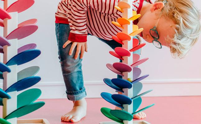 Los juguetes educativos que no verás en la televisión