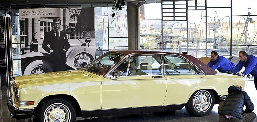 Un siglo de Rolls-Royce en el Euskalduna