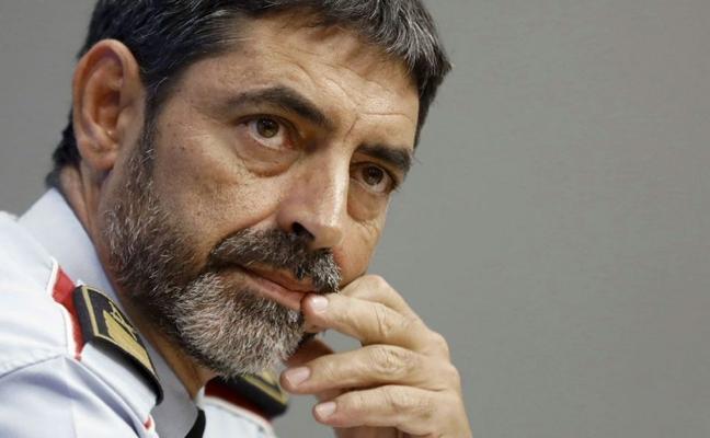 ERC pondrá a Trapero al frente de los Mossos si gana las elecciones