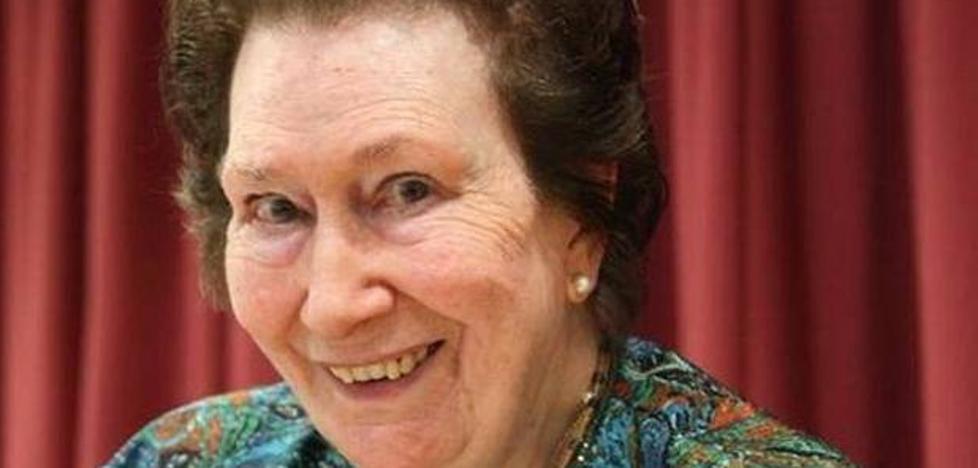 Ana María Lajusticia, la gurú bilbaína del magnesio: «Antes se reían de mí, pero ahora me copian»