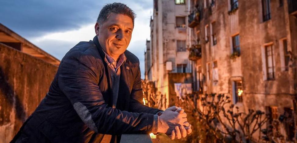 Andoni Busquet: «Para soterrar el tren en Basauri serían necesarios cien millones de euros»